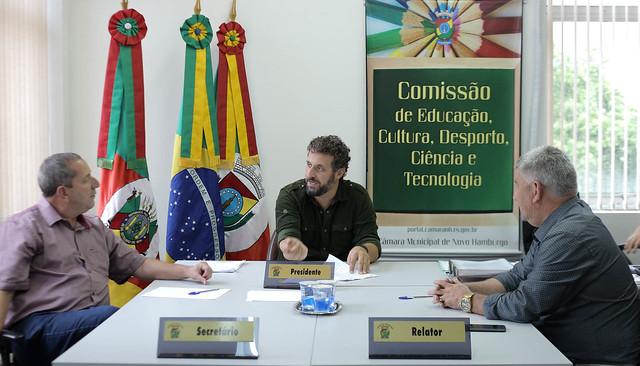 Comissão de Educação, Cultura, Desporto, Ciência e Tecnologia (Coedu)