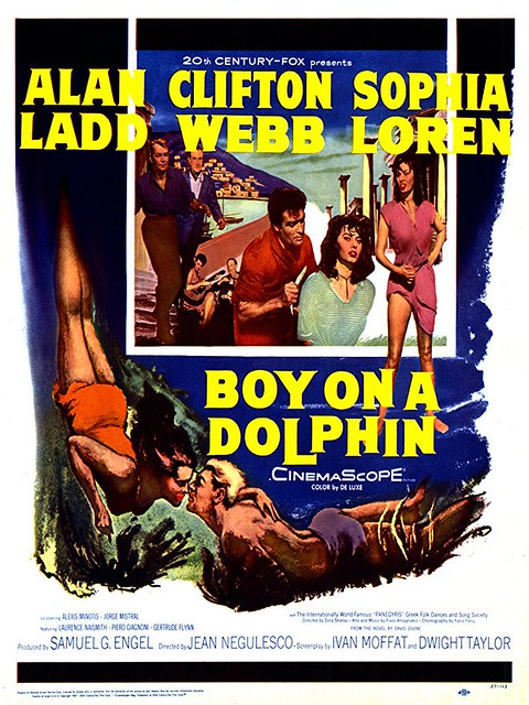 Boy on a Dolphin - Poster 8