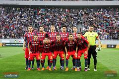 CSA Steaua - Academia Rapid, 1-3