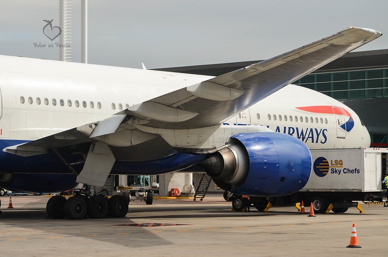 B777-200 de British Airways