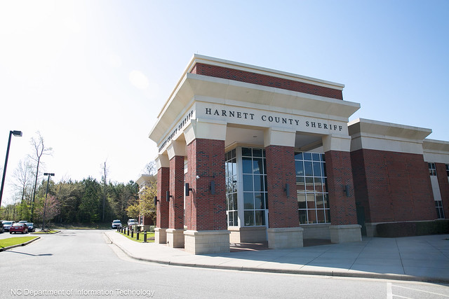 NC 911 Board:Visit  to Harnett County