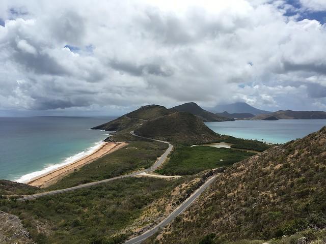 カリブ海と大西洋