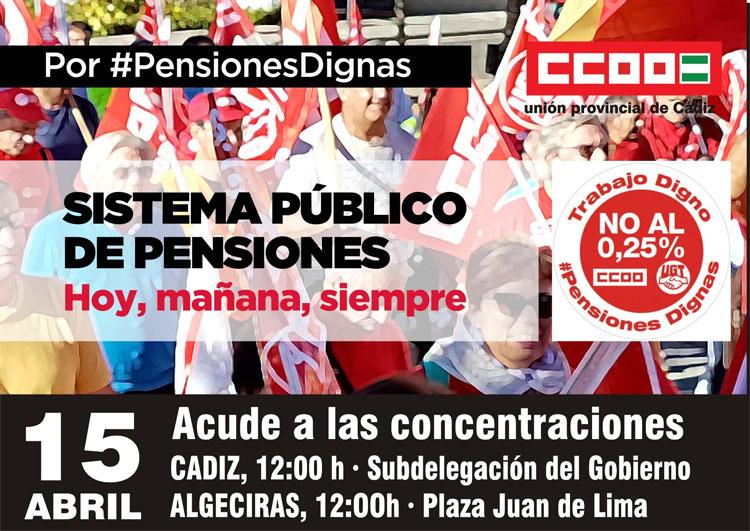 #PensionesDignas1