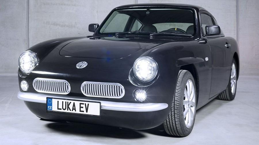 MW Motors Luka EV 6