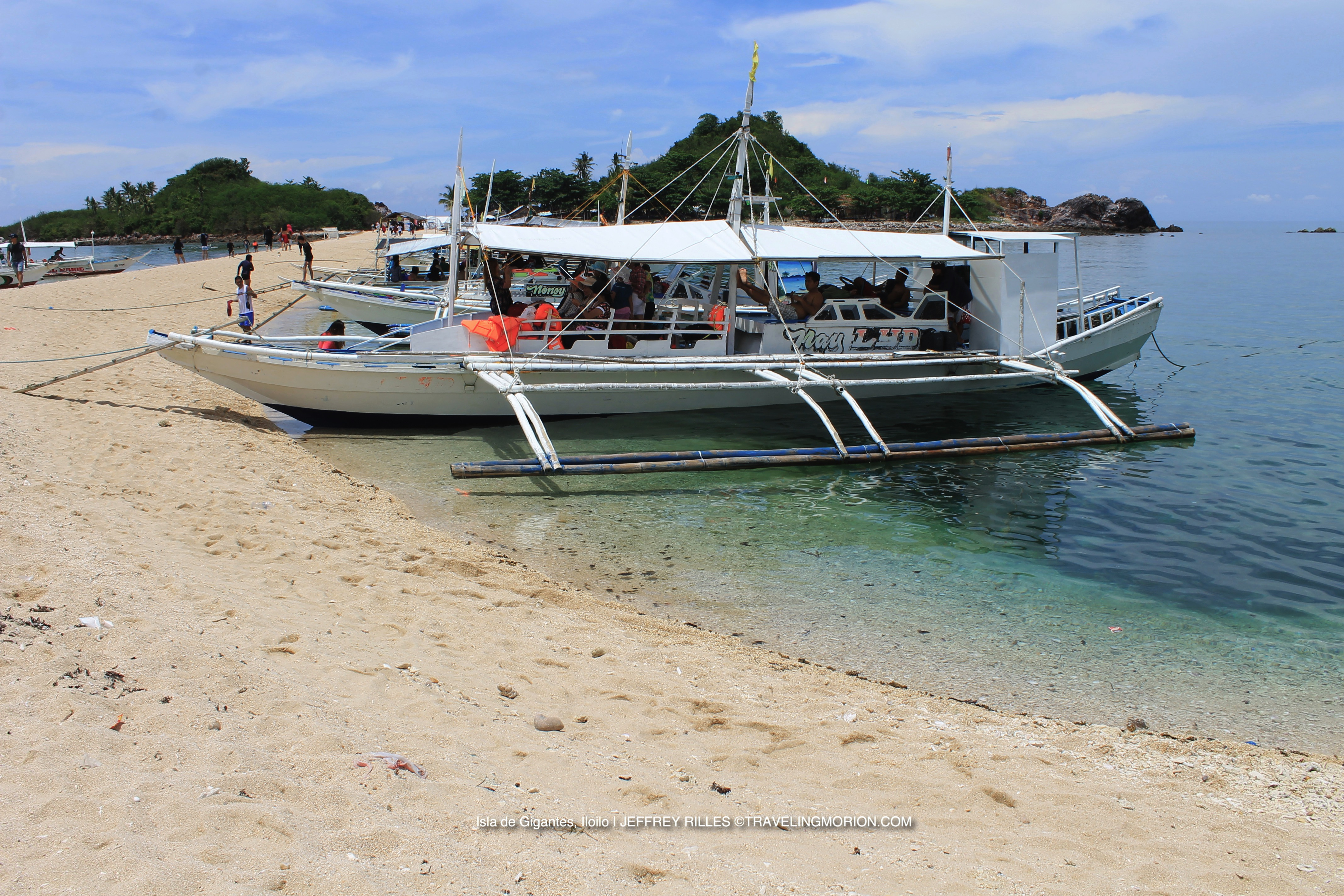 Bantigue Island, Islas de Gigantes