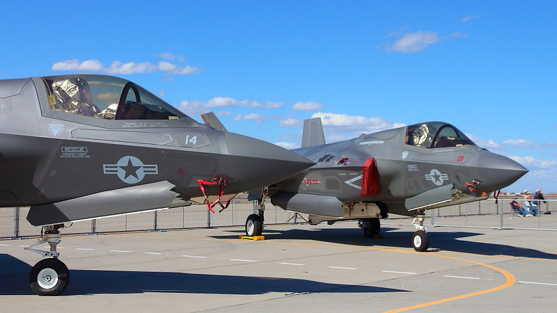 IMG_9309 F-35B Lightning II, MCAS Yuma Air Show