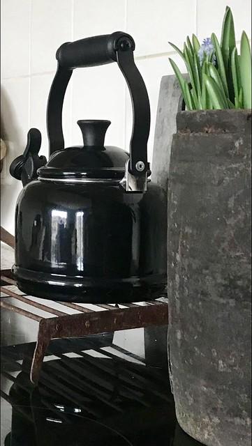 Zwarte ketel