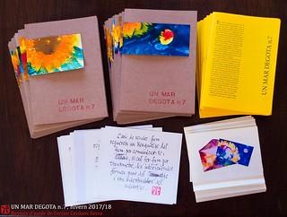 Un mar degota n.7, revista d'autor de Ferran Cerdans Serra