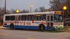 WMATA Metrobus 2000 Orion V #2144
