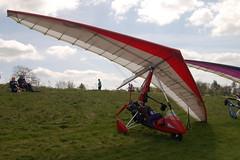 G-MYLL Solar Wings Pegasus [6650] Popham 020509