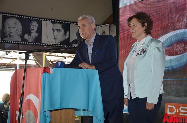 CHP İlçe Başkanı Ali Takavut