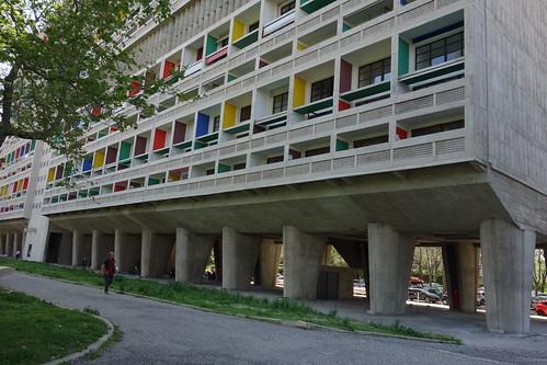 L'Unité d'Habitation - Marseille, France