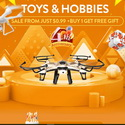 RC Quadcopter and Drones Clearance Sale @ GearBest
