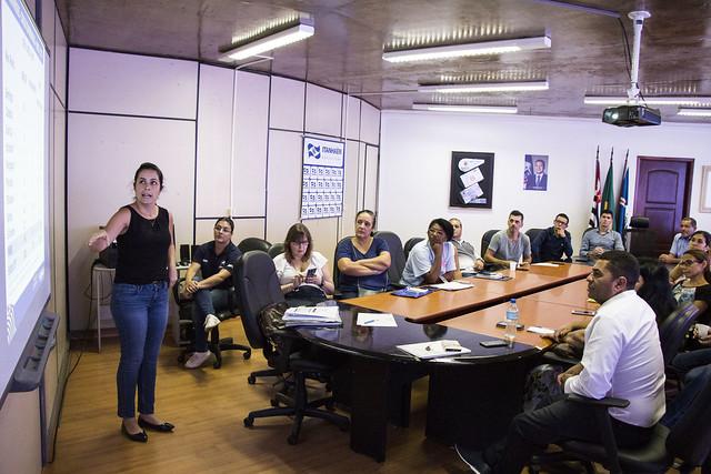 Reunião intersetorial Arboviroses