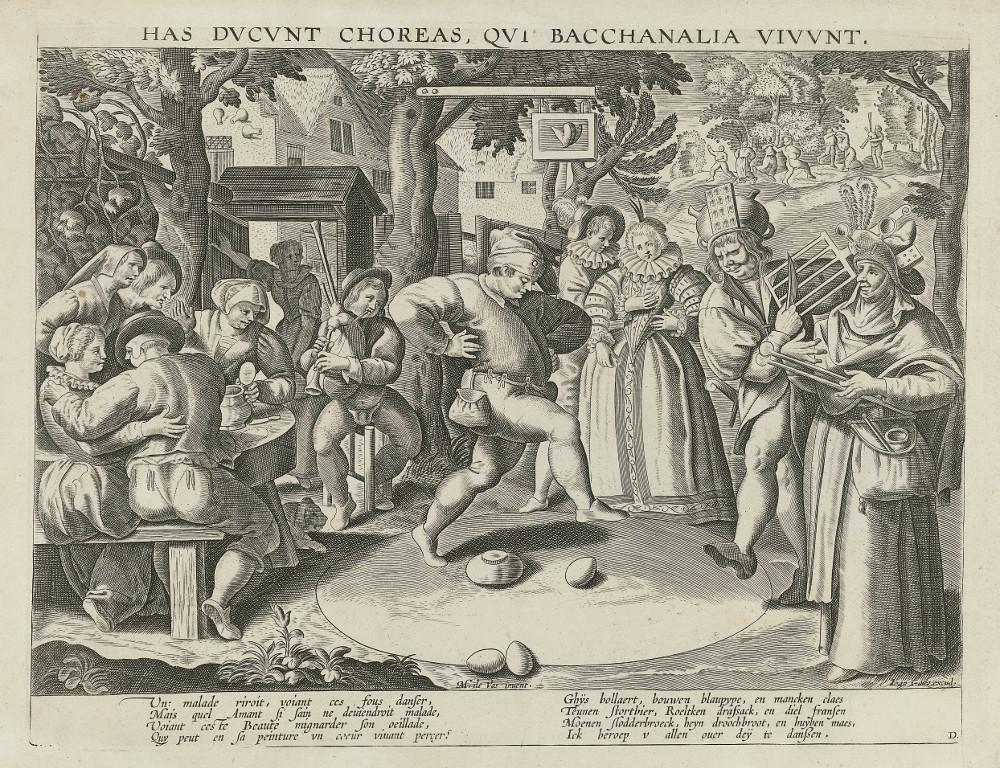 Maerten de Vos egg dance