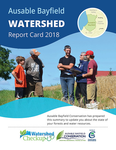 Cover_Ausable_Bayfield_Watershed_Report_Card_WRC_2018