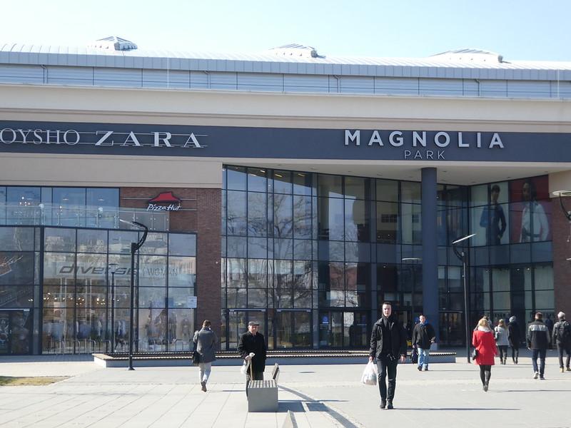 Magnolia Park, Wroclaw