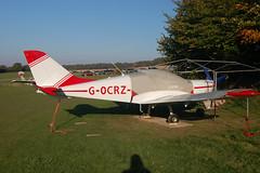 G-OCRZ Czech Aircraft Works SportCruiser (PFA338-14668) Popham 121008