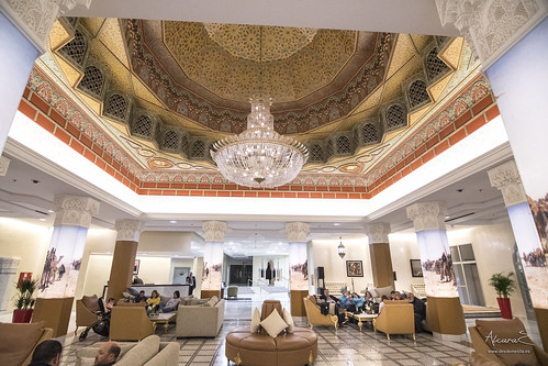 Hotel Marriot, Fez, Marruecos