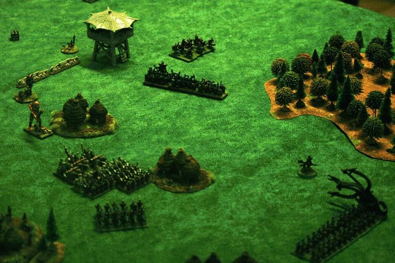 [1250 - Orcs & Gobs vs Elfes-Noirs] Attaque du village orc 41375807232_278a511c29_c