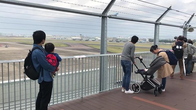 あいち航空ミュージアム 屋上展望デッキ IMG_0263
