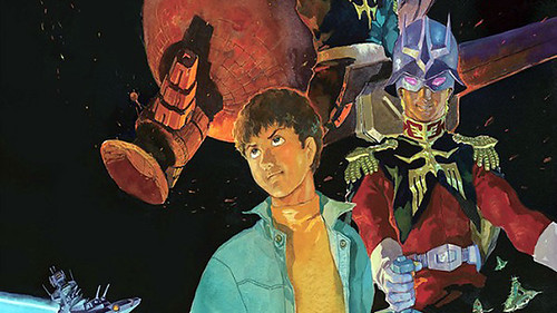 Gundam Origini V Clash of The Loum streaming You Tube