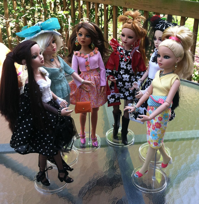the first photo I ever took of my dolls April, 2012 (1)