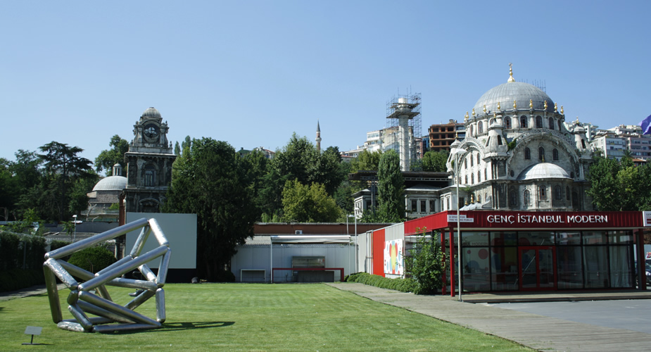Onbekende bezienswaradigheden in Istanbul: Istanburl Modern Museum | Mooistestedentrips.nl