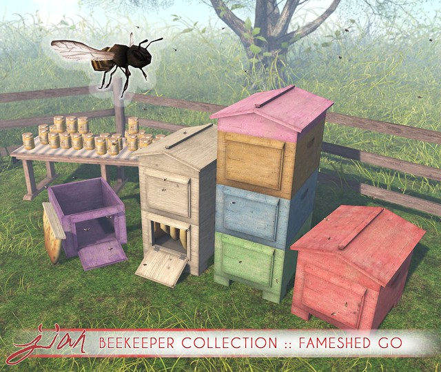 JIAN Beekeeper Collection :: FaMESHed GO