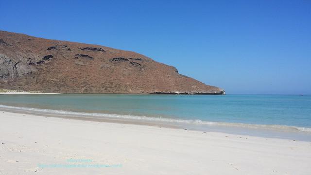 La Paz Mexico Playa Balandra