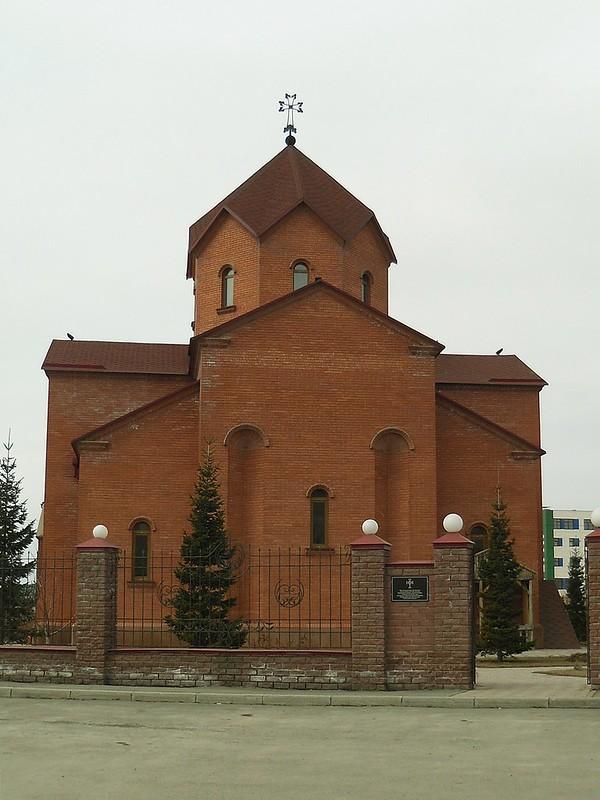 Церковь святой Рипсиме Армянской апостольской церкви.