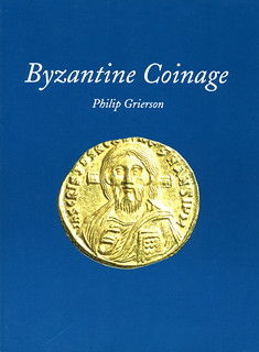 Byzantine COinage book cover