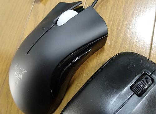 レイザー左手用マウス