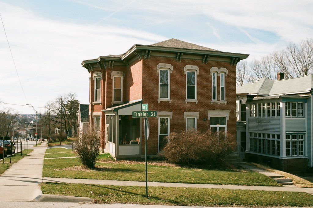 Perrin Historic District, Lafayette, IN