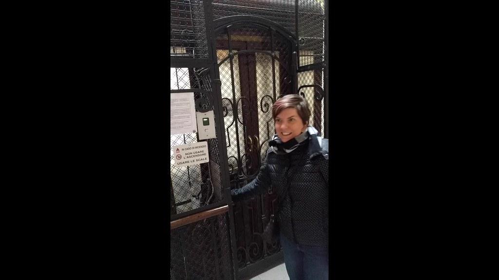 Our Elevator @ Xenia Apt in Rome
