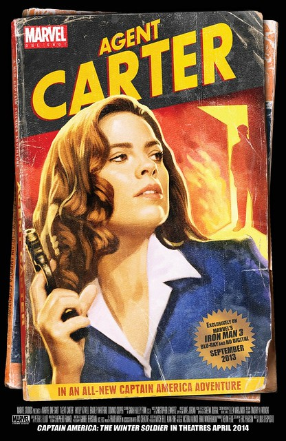 Marvel One Shot (2013) Agent Carter