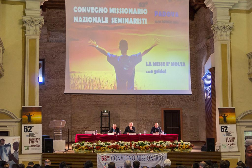 62° Convegno Missionario Nazionale dei Seminaristi