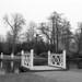 Frederiksberg Have: Færgebro uden trækfærge by holtelars