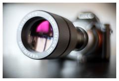 Zeiss Ikon Vario-Talon MC 70-120/3.5 (projector lens)