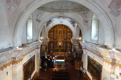 Mission San Xavier del Bac. From History Comes Alive in Tucson