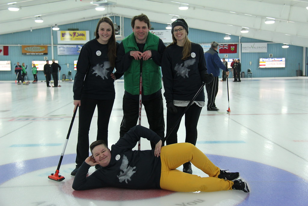 2018 OAC Alumni Association Bonspiel