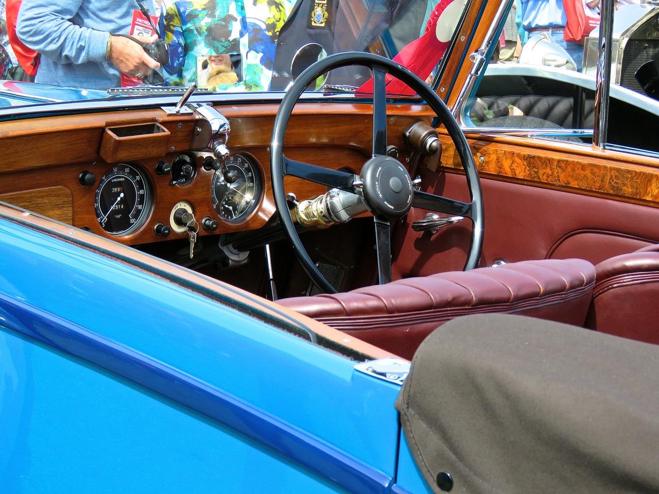 1936 Lagonda LG45 Amelia 6