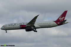 G-VZIG - 37969 - Dream Jeannie - Virgin Atlantic Airways - Boeing 787-9 - Heathrow - 170402 - Steven Gray - IMG_1155
