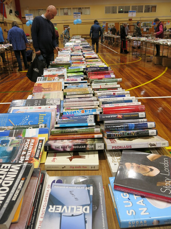 Big Bargain Book Sale 2018