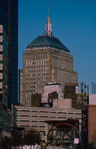 John Hancock Building - Kodachrome - 1986