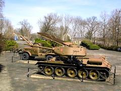 T-34 in der Gedenkstätte Seelower Höhen