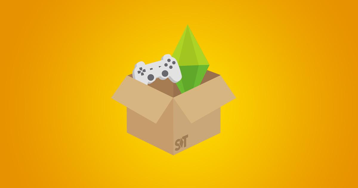 Atualização: The Sims 4 Console (Janeiro 2018)