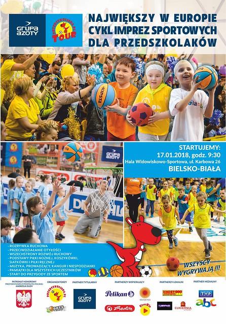 Plakat GAPT2018 Bielsko-Biała-2