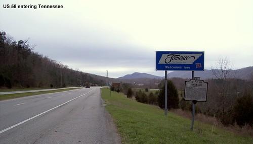 Claiborne County TN