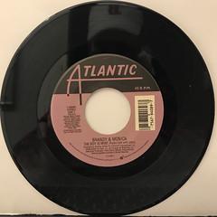 BRANDY & MONICA:THE BOY IS MINE(RECORD SIDE-A)